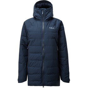 Rab Valiance Parka Damer, deep ink